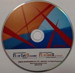 SFC-0029, Fine Cut software FC8CD/FC8AI English Version
