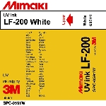 SPC-0591W LF-200 UV curable ink pack White