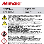 SPC-0588Lk Light Black 2 Liter Ink Pack for JV & TS series printers