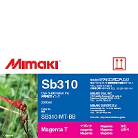 I-SB310-MT-BB-2 Dye Sublimation Sb310 Ink Magenta 2L Bottle
