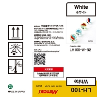 I-LH100-W-B2 LH-100 UV curable ink 250ml bottle White