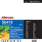 I-SB410-KT-2L-1 Dye Sublimation Ink Sb410 Black 2L Pack