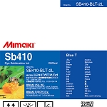 I-SB410-BLT-2L-1 Dye Sublimation Ink Sb410 Blue 2L Pack