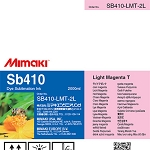 I-SB410-LMT-2L-1 Dye Sublimation Ink Sb410 Light Magenta 2L Pack