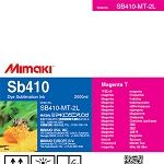 I-SB410-MT-2L-1 Dye Sublimation Ink Sb410 Magenta 2L Pack