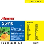 I-SB410-YT-2L-1 Dye Sublimation Ink Sb410 Yellow 2L Pack