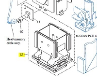 M010792 34 Print Head ID Set