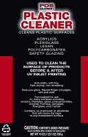 PDS Plastic Cleaner (COMING SOON)