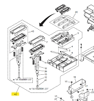 M015209 has an alternate of  M016105   -   Cap Assy