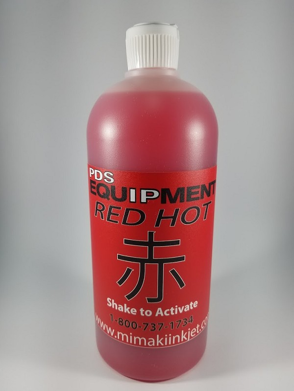 RD-185 1L (RED HOT) Adhesion Promoter 1 Liter (no air shipping)