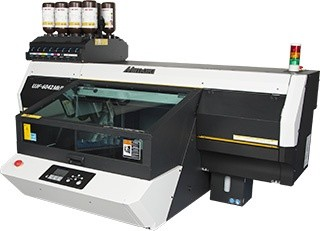 Mimaki UJF-6042MkII UV-LED Curable Flatbe Inkjet Printer