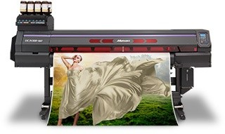Mimaki UCJV300-160 UV LED Print & Cut.