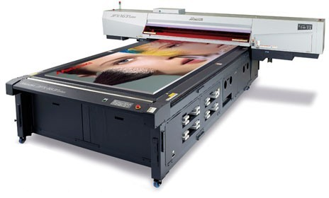 MIMAKI JFX Plus 1631/1615 Flatbed Inkjet Printer